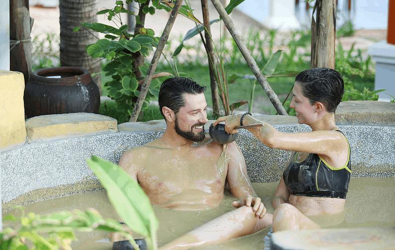 Tận hưởng một kỳ nghỉ dưỡng lý tưởng tại Galina Mud Bath & Spa