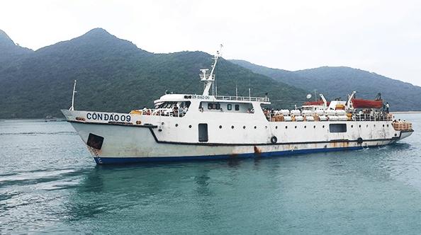 Tàu Côn Đảo 9