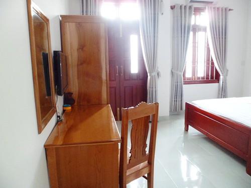 Phòng nghỉ ở Thanh Hoa (Ảnh ST)