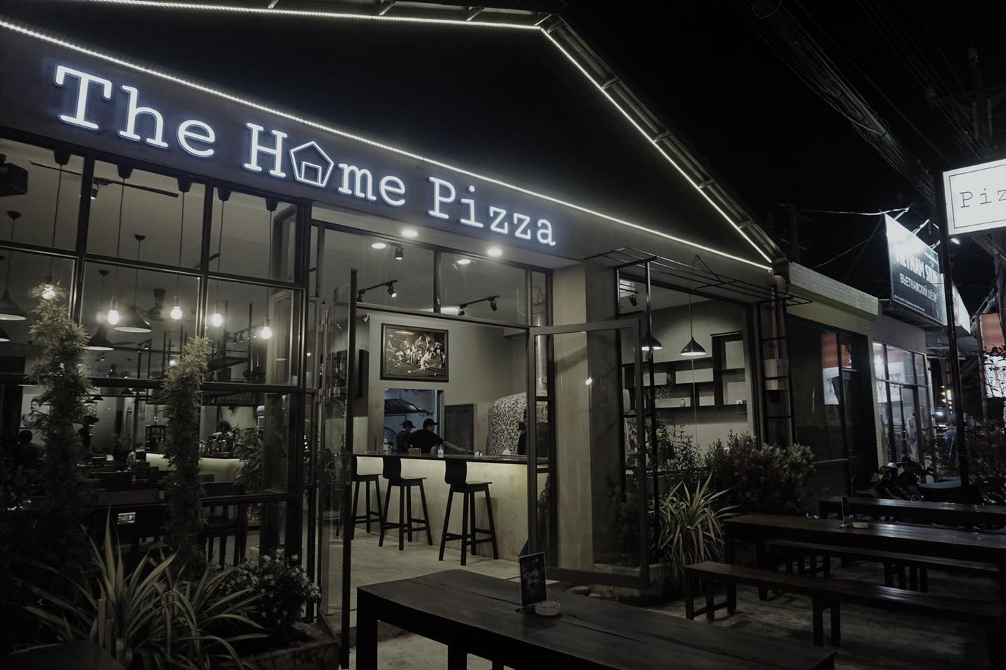 the home pizza