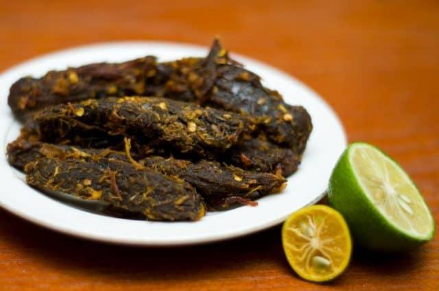 Thịt nai có thể chế biến được rất nhiều món hấp dẫn (Ảnh ST)
