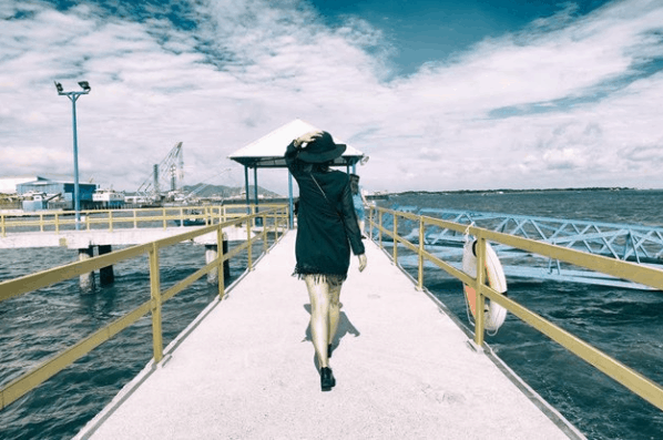 Thỏa sức chụp ảnh đẹp tại đảo Gò Găng