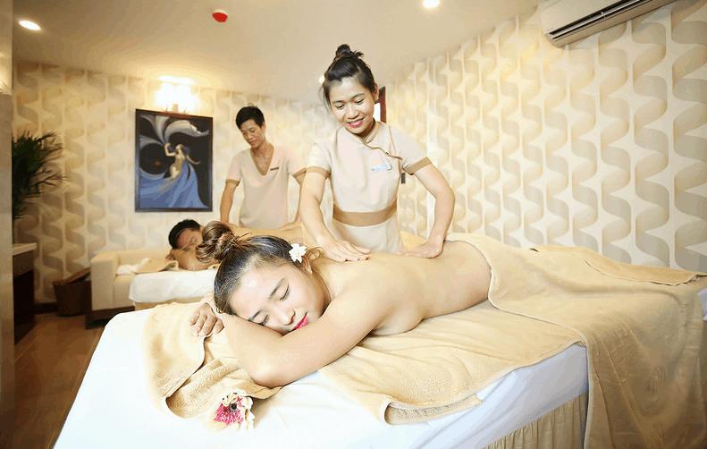 Thư giãn với dịch vụ spa cao cấp tại Galina