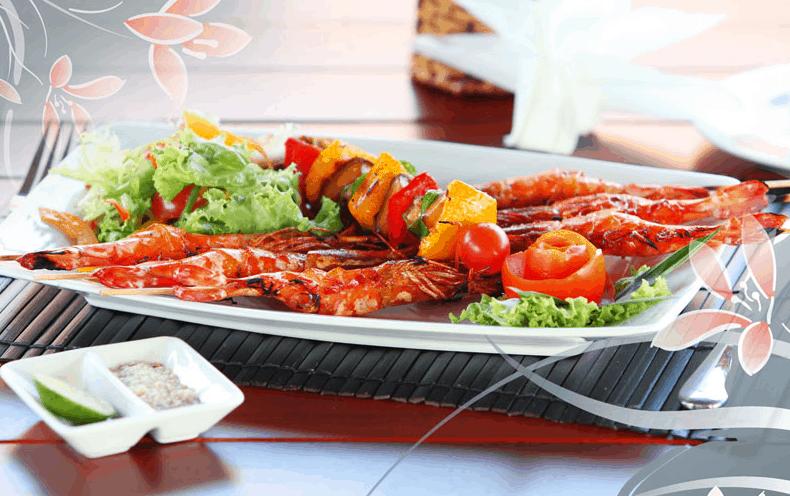 Thưởng thức các món ngon đậm vùng biển tại Galina Phú Quốc