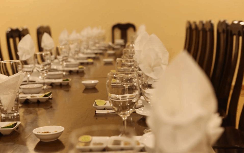 Thưởng thức những bữa ăn ngon tại nhà hàng Phú Sơn