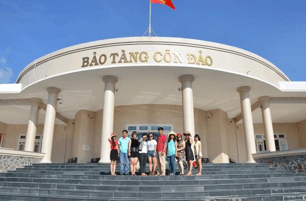 Tìm hiểu bàng tàng Côn Đảo