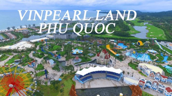 Khu giải trí Vinpearland Phu Quoc