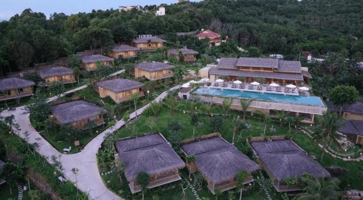 Tổng quan khu nghỉ dưỡng Lahana Phú Quốc