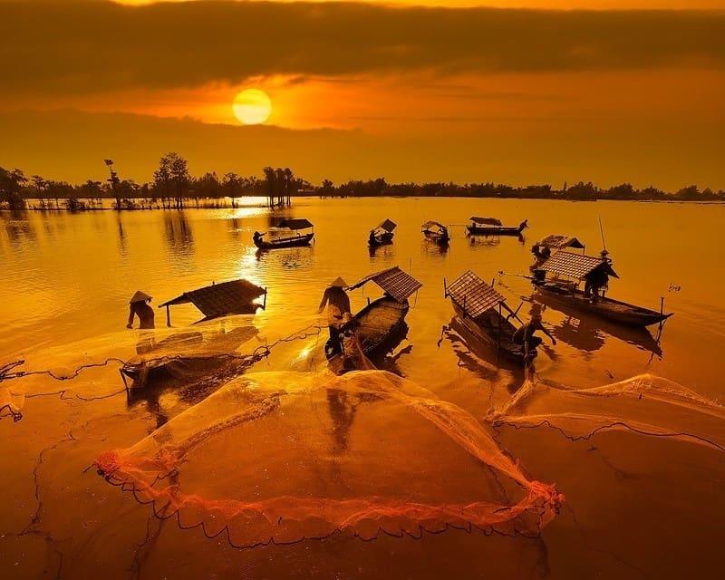 Cảnh đẹp tại Hòn Thơm