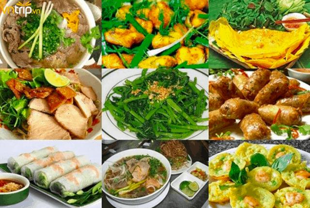 Ẩm thực Nha Trang (Ảnh sưu tầm)