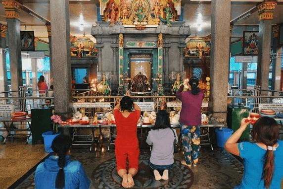 những ngôi chùa linh thiêng ở sài gòn