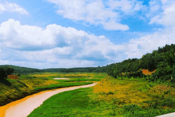 Trảng cỏ Bù Lạch