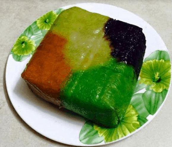 bánh chưng biến tấu