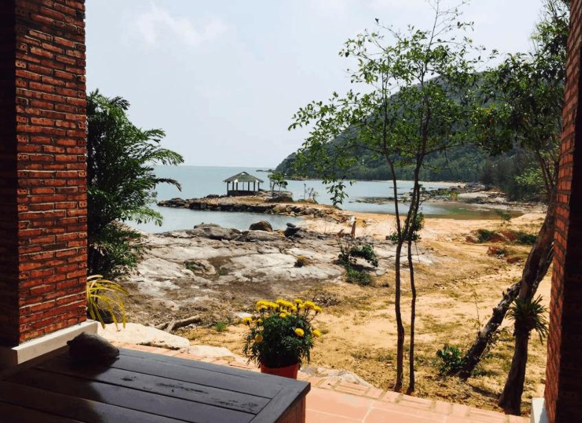 An Yen resort có không gian hướng biển tuyệt đẹp