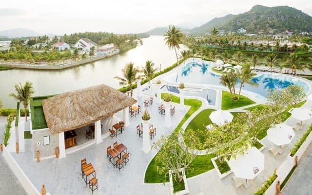 Champa Island Nha Trang là quần thể cồn đảo duy nhất tại Nha Trang nằm giữa Trung tâm thành phố (Ảnh ST)