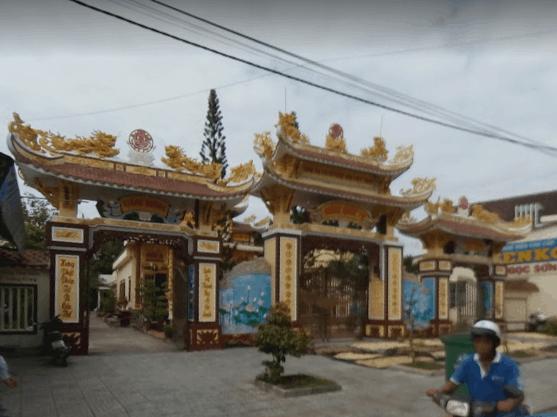 Hình ảnh chùa Hưng Quốc Tự - Phú Quốc