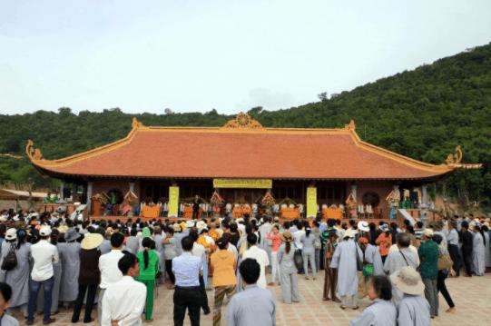 Chùa Hộ Quốc - Địa điểm du lịch tâm linh hấp dẫn