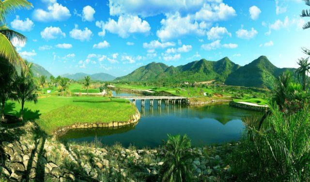 Nơi đây ví như một thiên đường nhiệt đới của Nha Trang nói riêng và Việt Nam nói chung (Ảnh ST)