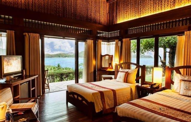 Mỗi loại phòng bungalow đều khoác trên mình một phong cách riêng, nhưng đều gần gũi và hài hòa với thiên nhiên (Ảnh ST)