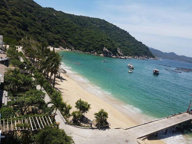 The Light Coral Island Resort được mệnh danh là một trong những đảo san hô nghỉ dưỡng đẹp nhất Nha Trang (Ảnh ST)