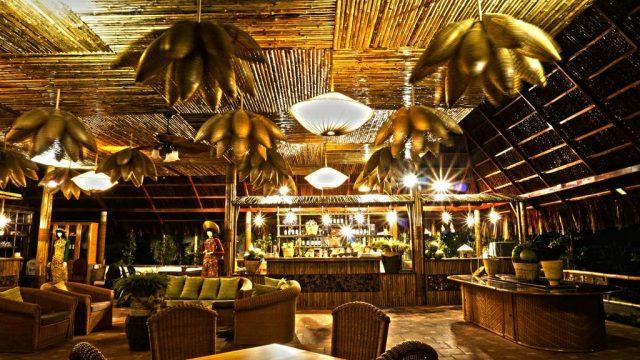 Nhà hàng cao cấp phục vụ những món ăn Âu - Á đa dạng mà tuyệt ngon (Ảnh ST)