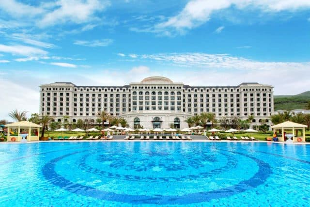 """Nơi đây từng được trao giải """"Sân golf có cảnh quan thiên nhiên đẹp nhất Việt Nam 2013"""" (Ảnh ST)"""