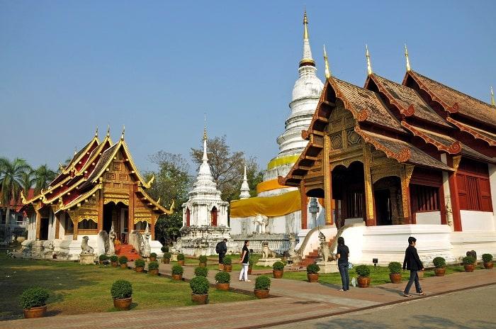 Chùa Phra Singh (Wat Phra Singh) (Ảnh ST)
