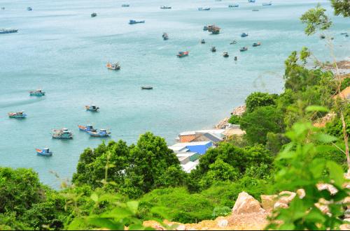 Vẻ đẹp Nam Du
