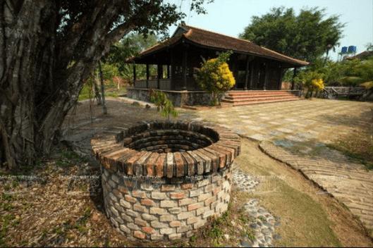 Một góc làng cổ Phước Lộc Thọ