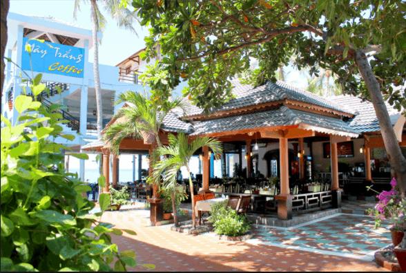 Nhà hàng của khu du lịch