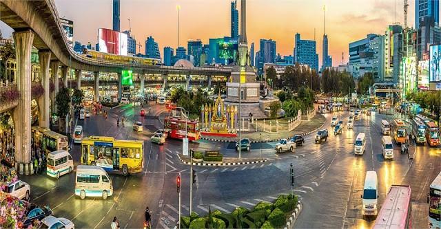 Thành phố Bangkok luôn nằm trong top các địa điểm đáng đến trên nhất thế giới đấy! (ẢNH ST)