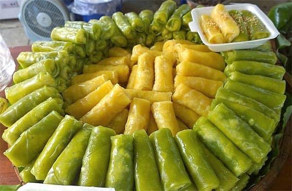 Bánh ướt ngọt Phú Quốc