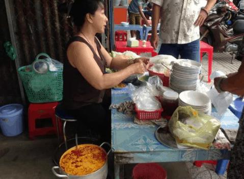 Quán bún kèn Út Lượm Phú Quốc