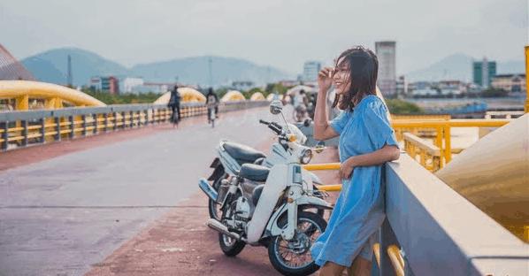Cầu Nguyễn Văn Trỗi là điểm bắn pháo hoa tại Đà Nẵng