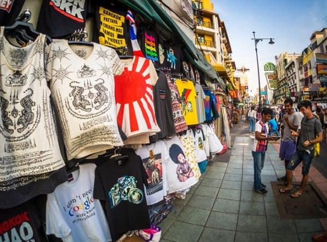 Khu chợ Khaosan (Ảnh ST)