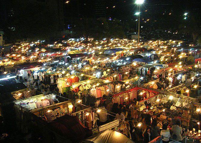 Chợ Major Ratchoyothin (Major Ratchoyothin Market) (Ảnh ST)