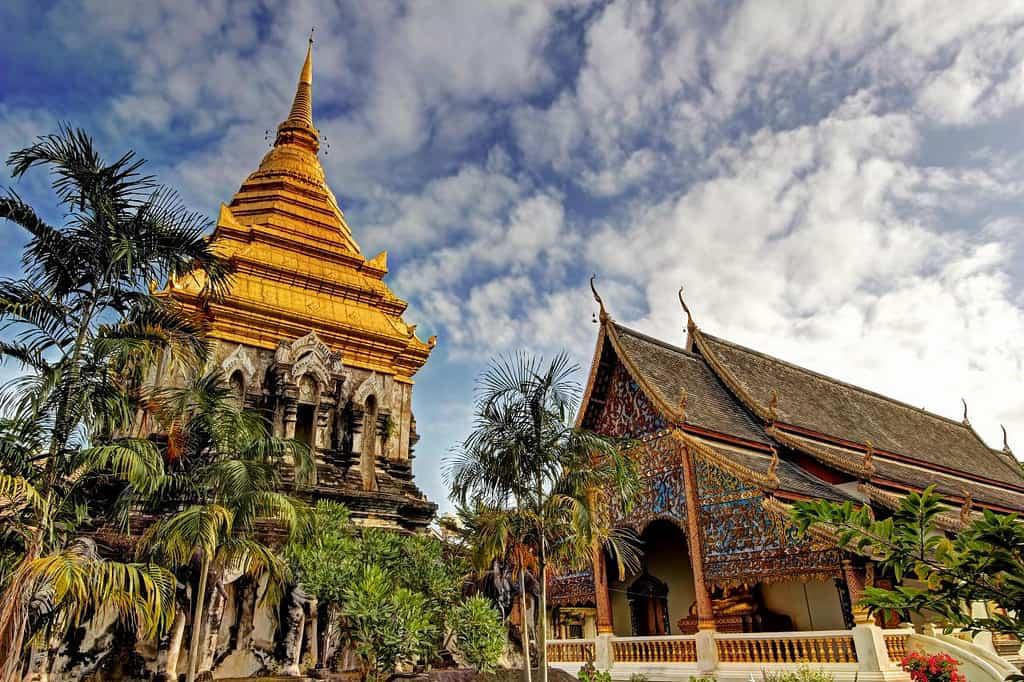 Chùa Chiang Mai Thái Lan (Ảnh ST)