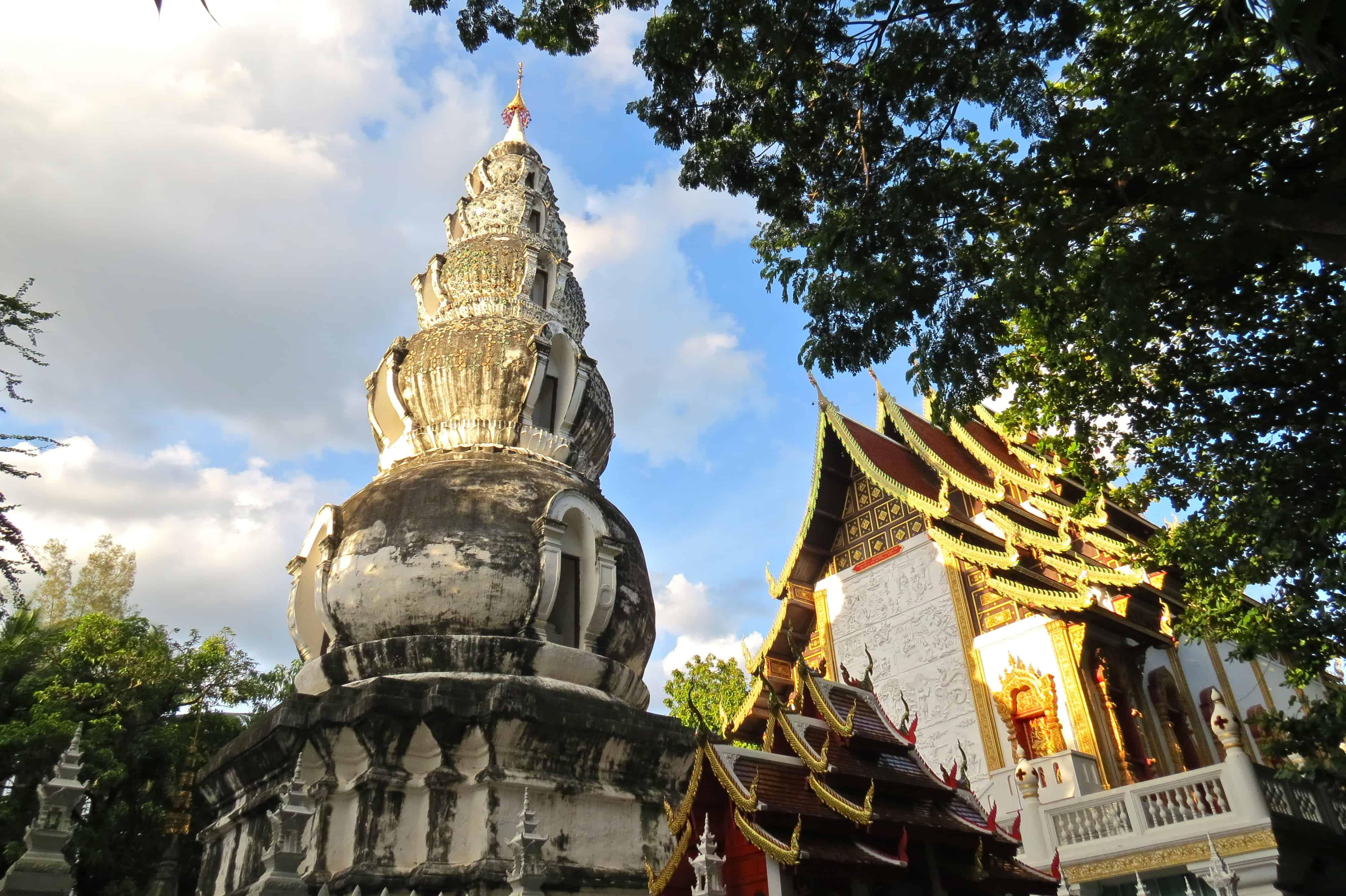 Wat Ku Tao điểm đến du lịch Chiang Mai (Ảnh ST)