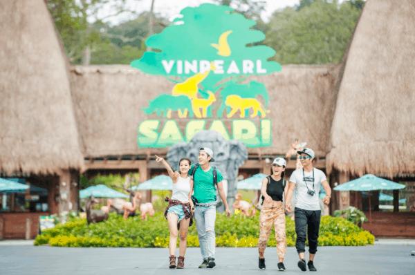 Vườn thú Vinpearl Safari - Địa điểm vui chơi giải trí tại Phú Quốc