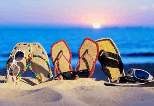 Dép sandal đi biển thoải mái