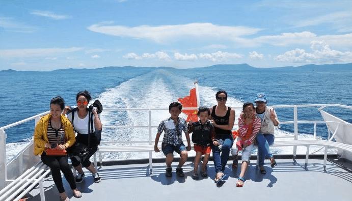 Đi du lịch Phú Quốc bằng đường biển
