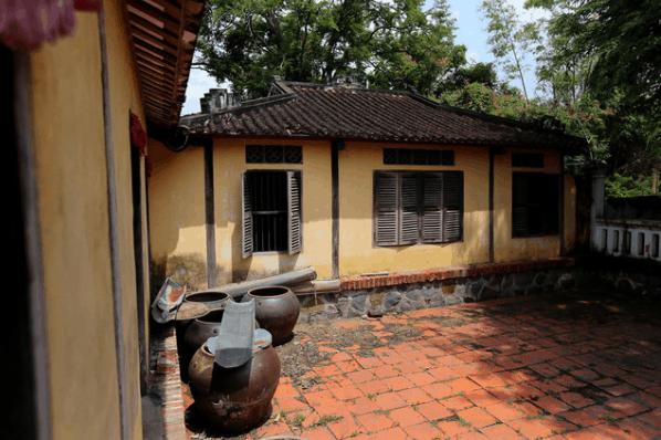 Du lịch nhà cổ Trăm Cột Long An