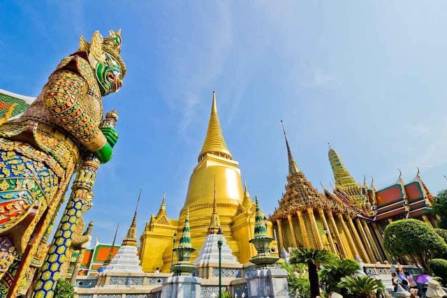 Thái Lan luôn là một điểm đến hấp dẫn du khách (ẢNH ST)