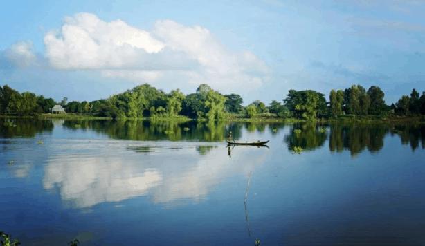 Hình ảnh Búng Bình Thiên - An Giang