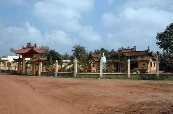 Hình ảnh chùa Kim Cang Thủ Thừa