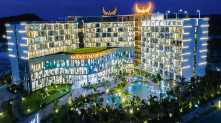 Hình ảnh khách sạn Mường Thanh Luxury Phú Quốc