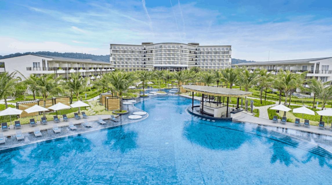 Hình ảnh khách sạn Sol Beach House Phu Quoc