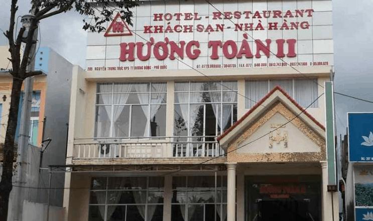 Hình ảnh khách sạn Hương Toàn 2