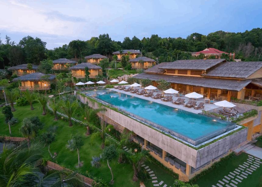 Hình ảnh khu nghỉ dưỡng Lahana Phu Quoc
