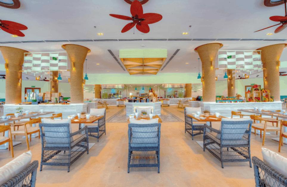 Hình ảnh nhà hàng cao cấp tại khách sạn Sol Beach House